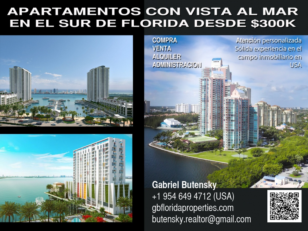 Investment South Florida