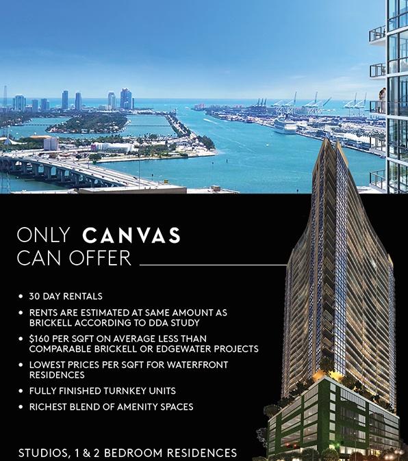 Canvas Miami