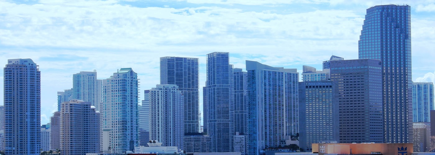 picture of Downtown Miami skyline