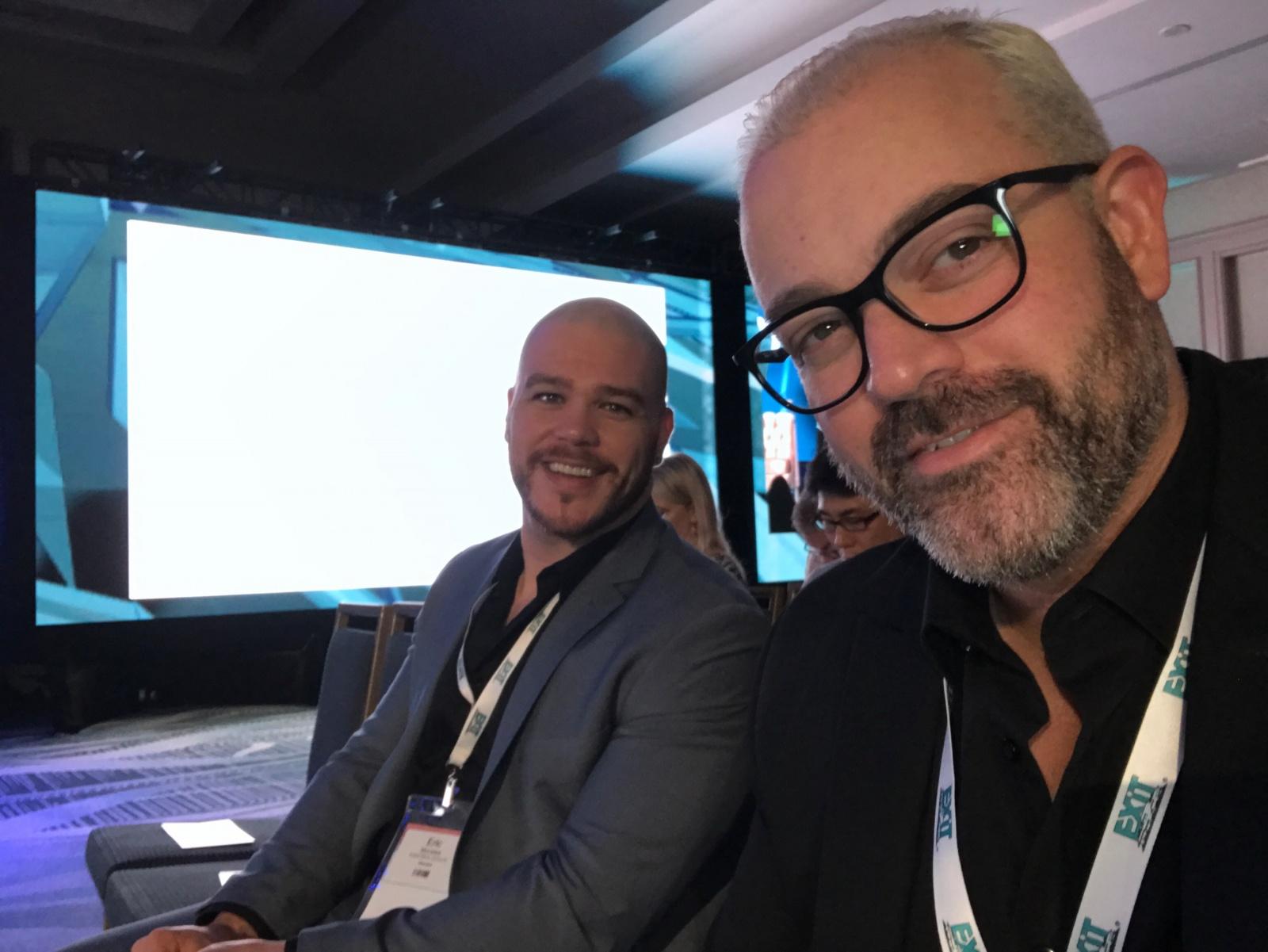 Eric Morales and David Kurz