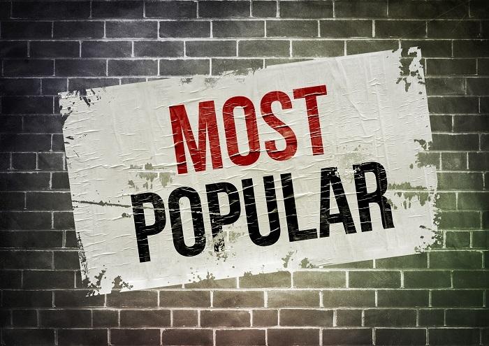Most popular Brickell buildings 2017