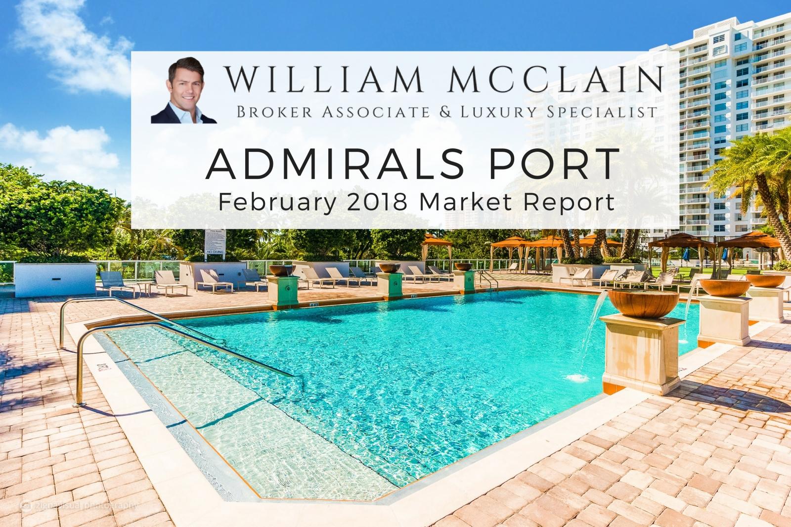 William McClain Admirals Port
