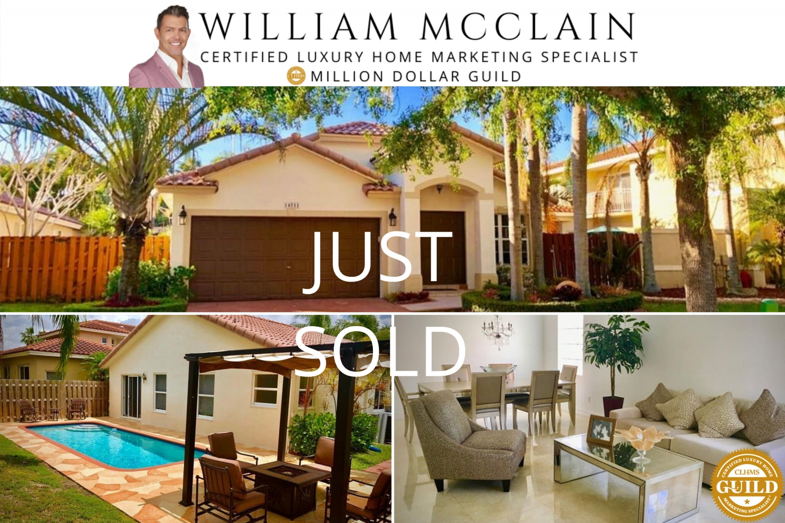Just Sold by William McClain