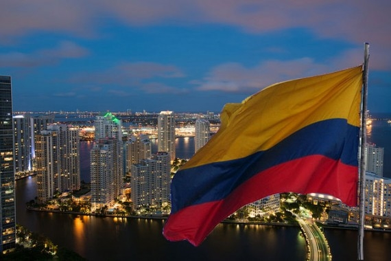 Colombia is the No. 1 Country Buying in Broward County