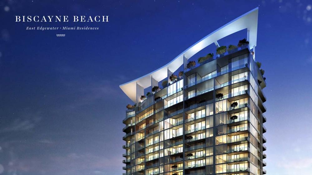 Crimson condo Edgewatwer Miami pre construction