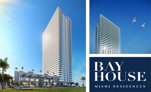 Bay House Residences Miami www.GOmiamicondos.com