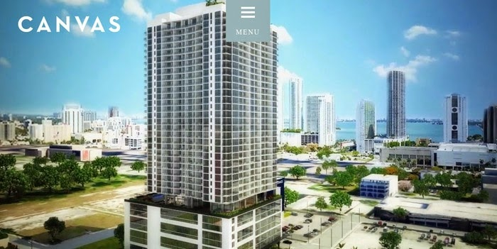 Canvas wynwood condo Miami