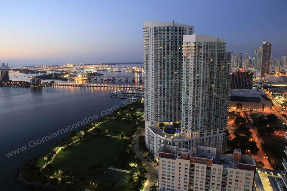 Edgewater Miami Condo Buidings for Sale