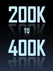 200 TO 400