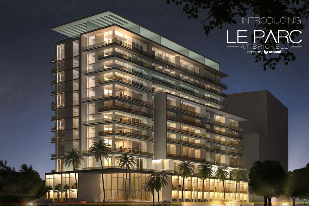 Le Parc Brickell Preconstruction project