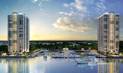 MARINA PALMS YACHT CLUB PRE-CONSTRUCTION CONDO AVENTURA