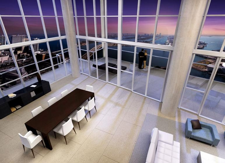 Marquis condos for Sale Downtown Miami