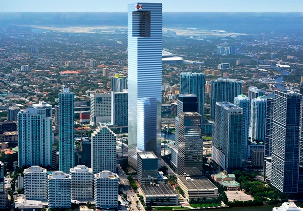 one Brickell citycentre Preconstruction project