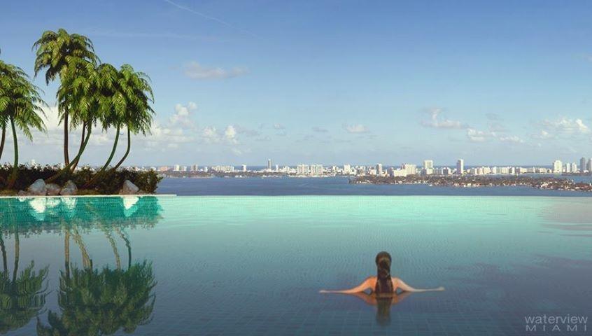 Paraiso Bay Miami Condo