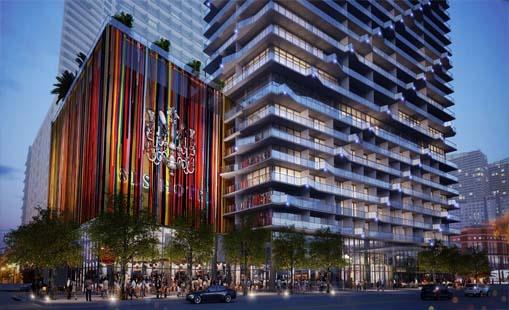 SLS Brickell Preconstruction Miami - www.Gomiamicondos.com