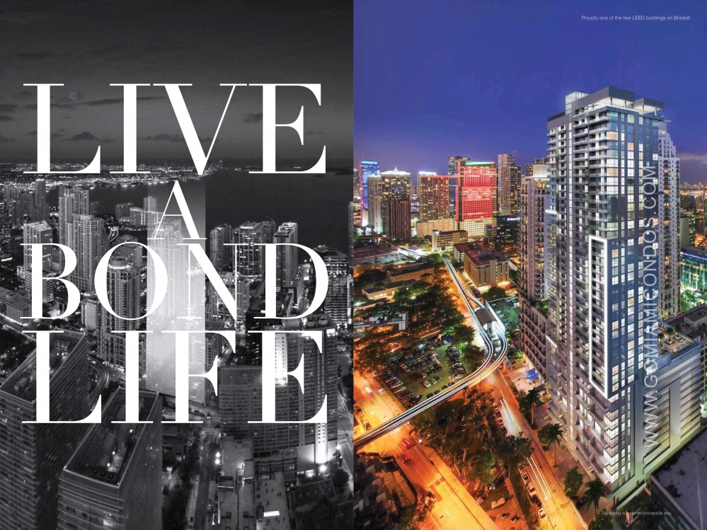 The Bond Brickell Condo Miami
