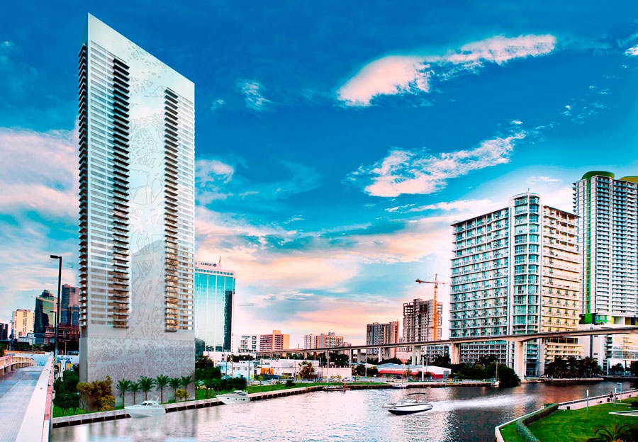 Edge on Brickell condo miami
