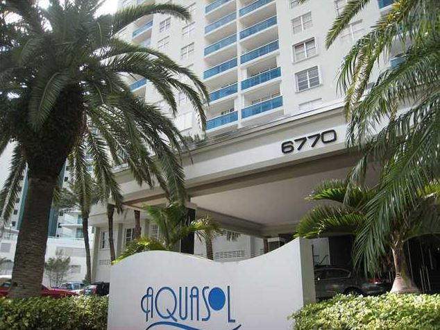 AQUASOL CONDO MIAMI BEACH