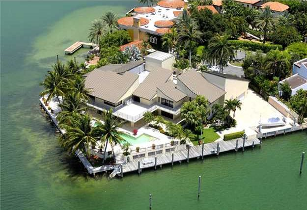 LUXURY HOMES FOR SALE IN KEY BISCAYNE