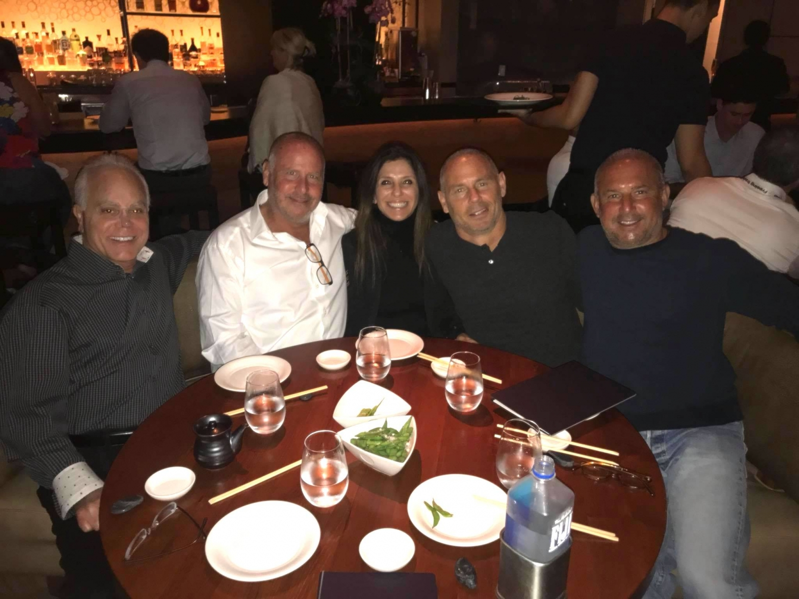 DINNER AT NOBU MIAMI BEACH 2018