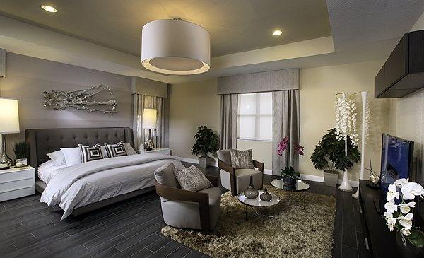 Isles at Grand Bay Doral Master Bedroom
