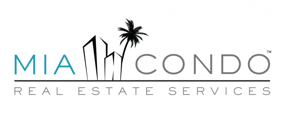 Miami Condo Logo aka MIA CONDO logo