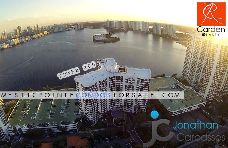 Mystic Pointe Tower 300 in Aventura Real Estate