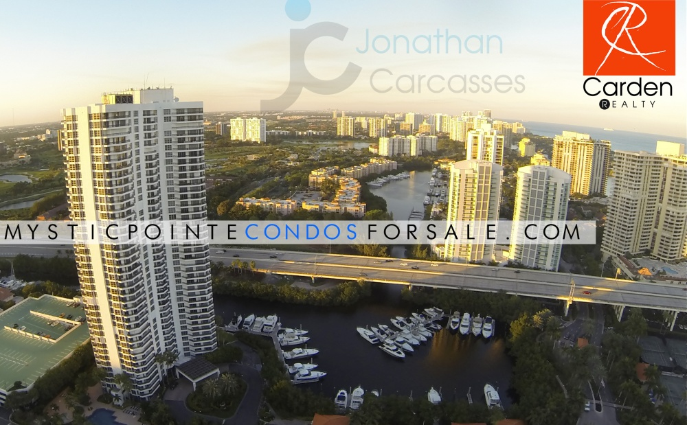 Mystic Pointe Tower 400 in Aventura With Views of Sunny Isles and Turnberry as well