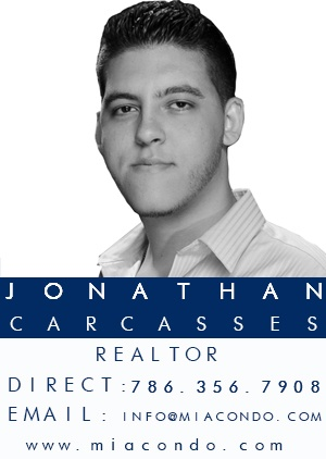 Jonathan Carcasses of Carden Realty