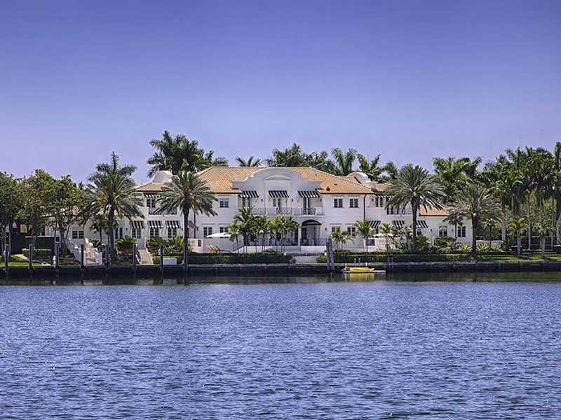 Gables Estates waterfront homes