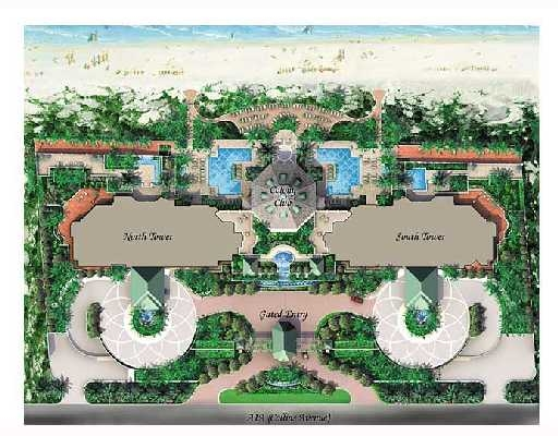 Turnberry Ocean Colony Site Plan