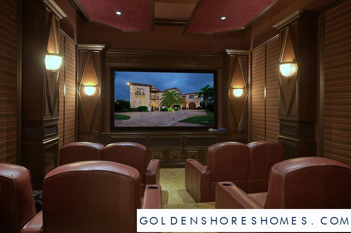 Golden Shores Movie Theater