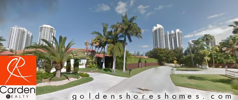 Golden Shores Sunny Isles Beach Homes -Jonathan Carcasses