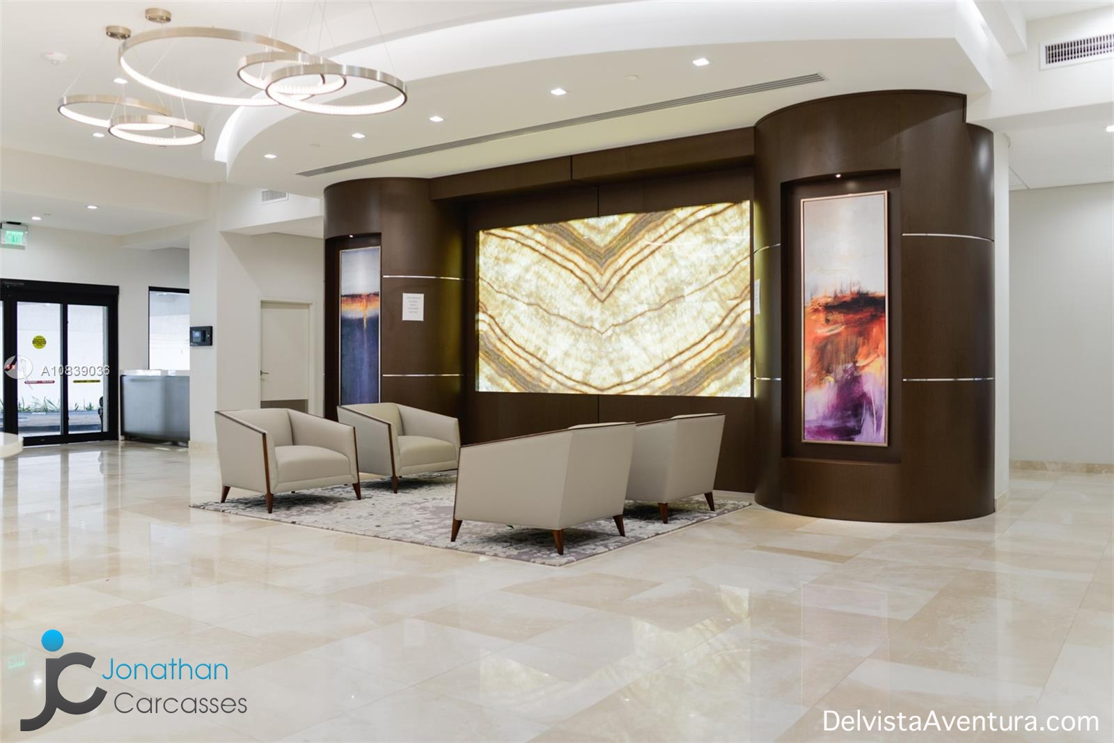 Delvista Towers Aventura Lobby
