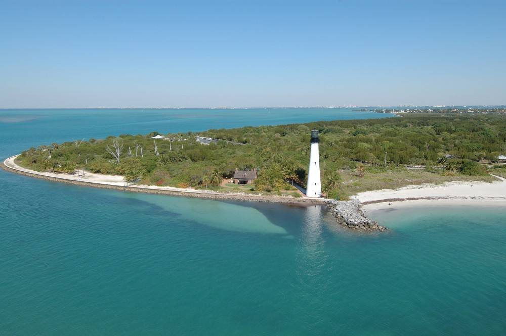Blog Entry Photo of The Light House at Bill Baggs
