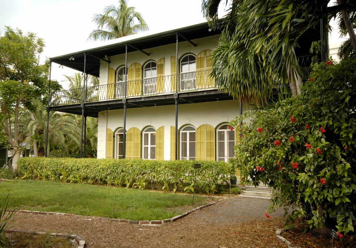 Blog Entry Photo of Key West's Historic Homes