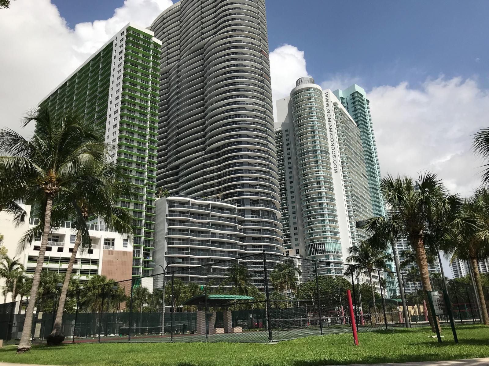 Edgewater Miami margaret pace park