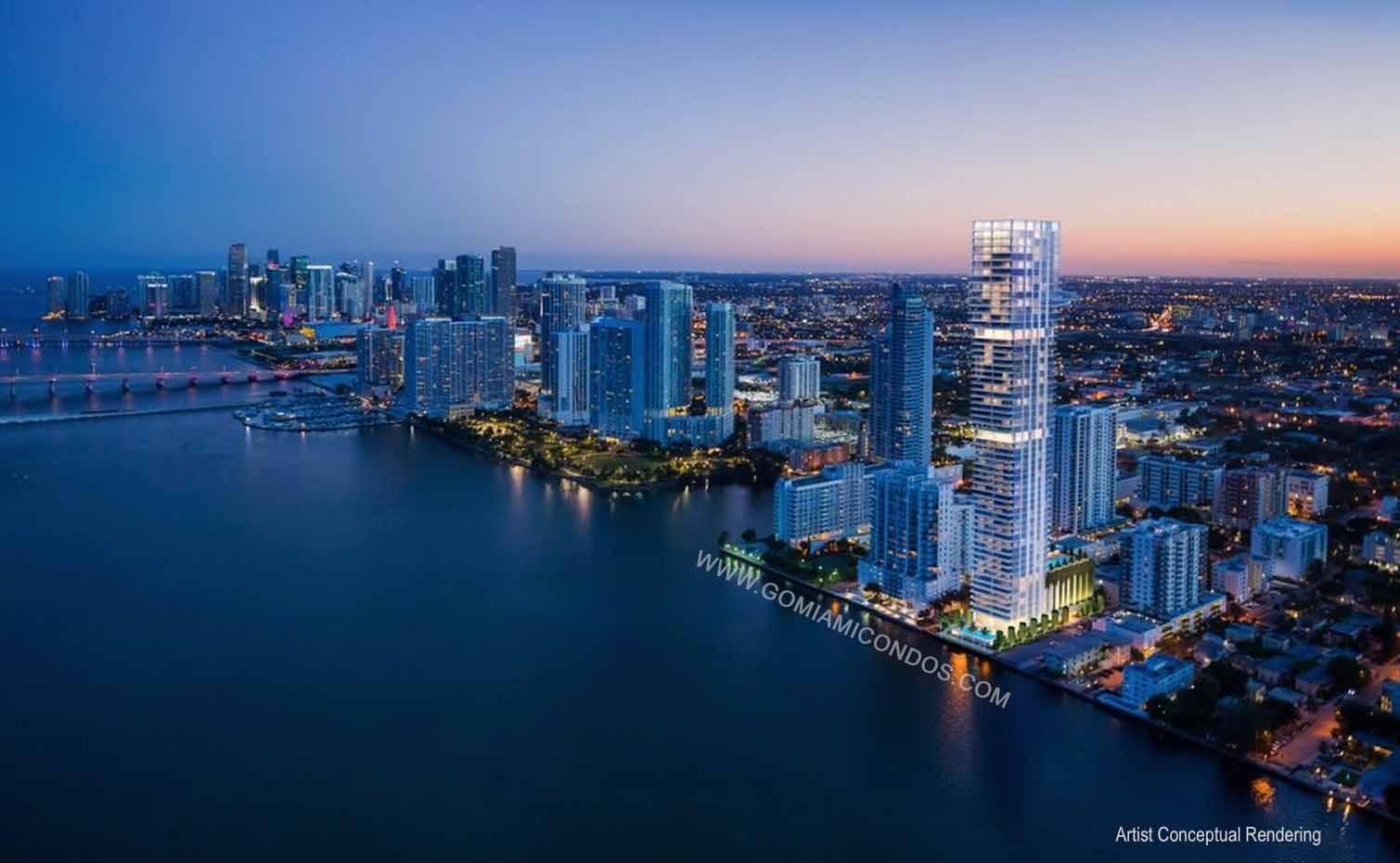 Elysee Edgewater Condo Miami