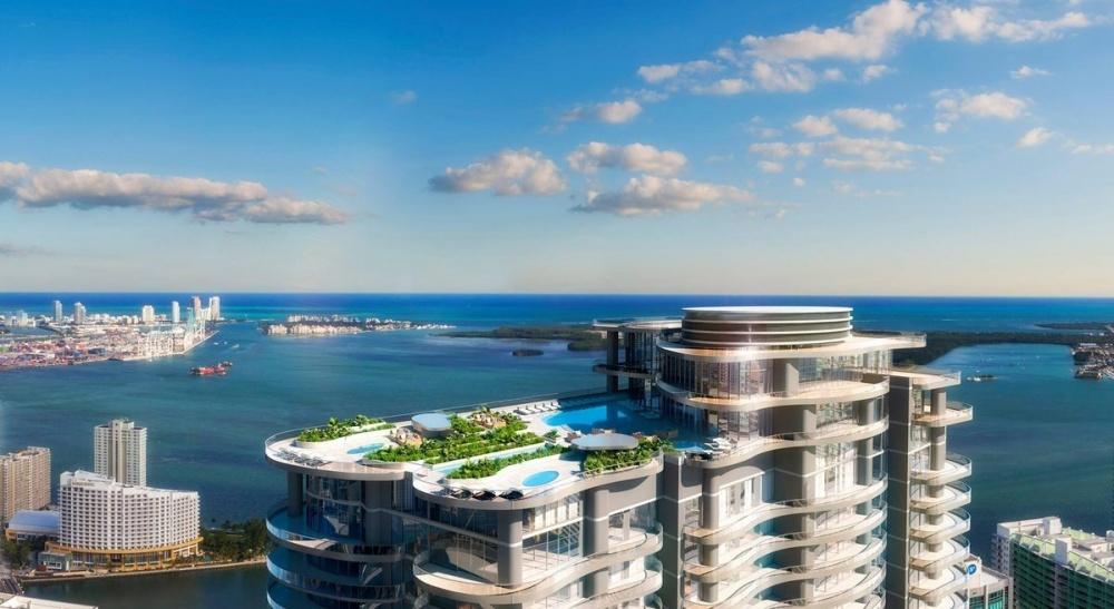 Flatiron brickell Miami Condo