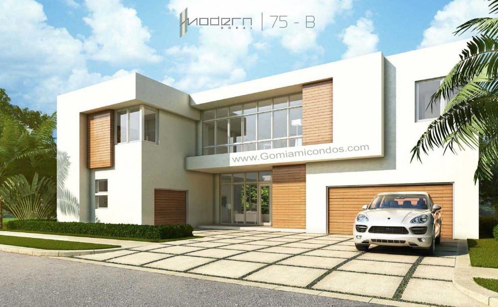 Modern Casas Doral