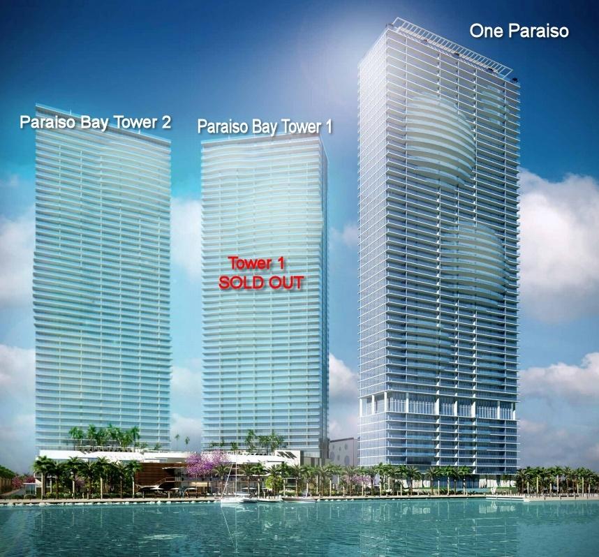 One Paraiso Preconstruction project