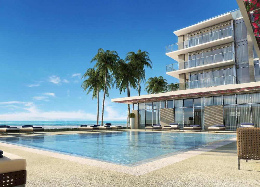 SAGE BEACH PRE-CONSTRUCTION condo Hollywood