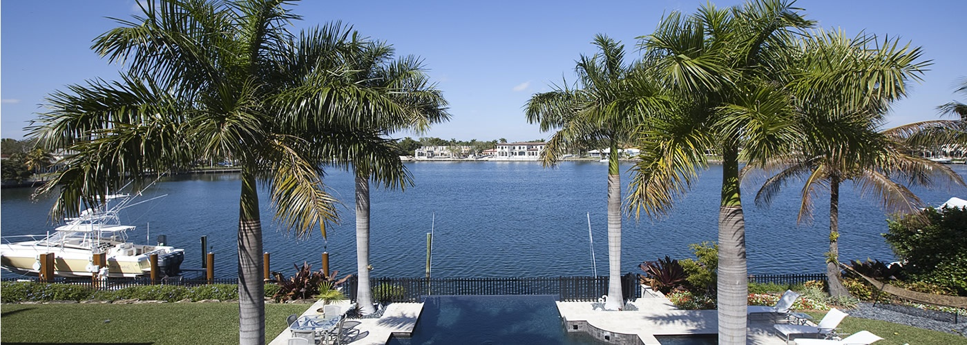 Miami Waterfront Homes