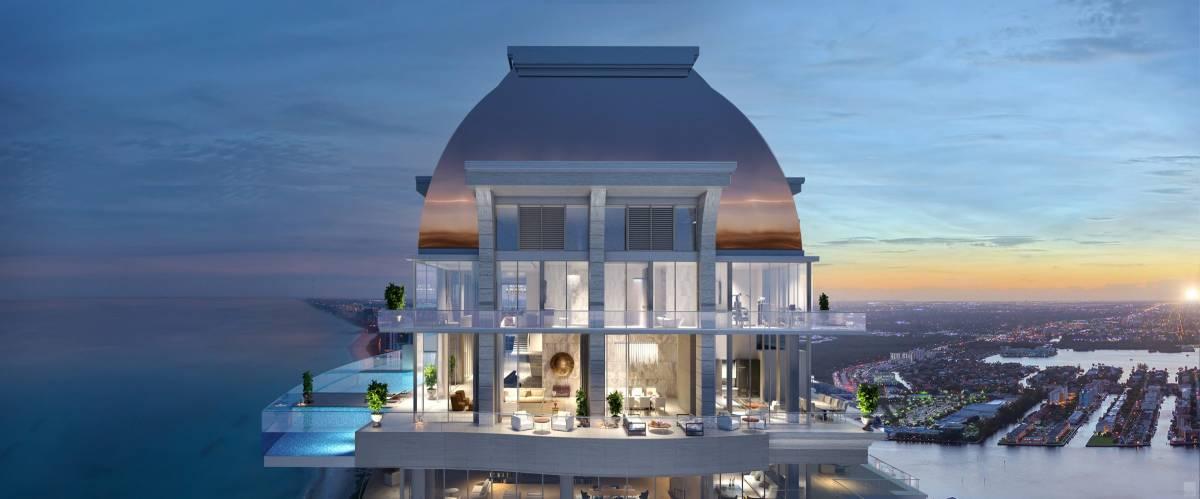 Estates at Acqualina Casa Di Oceana Penthouse