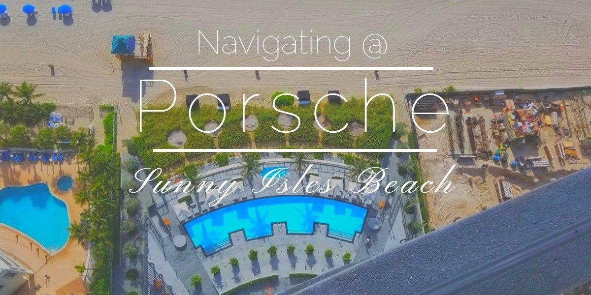 Porsche Design Miami Penthouse