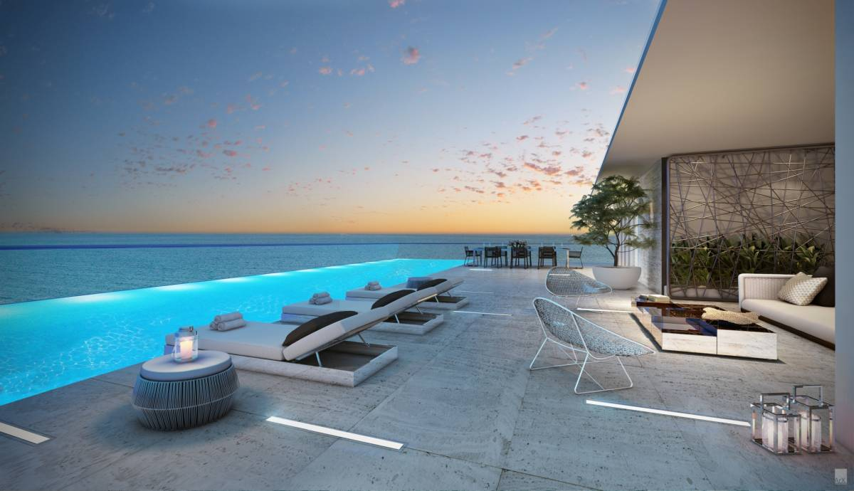 Turnberry Ocean Club Penthouse Sunny Isles Beach