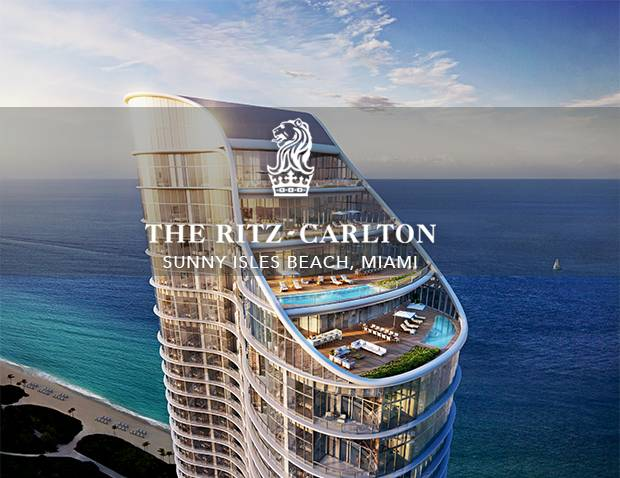 Ritz Carlton Penthouse Sunny Isles Beach